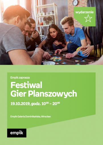 Empik Festiwal Gier Planszowych