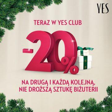 *Promocja świąteczna w YES!*