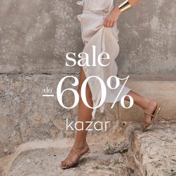 Sale w Kazar! Aż do -60%!