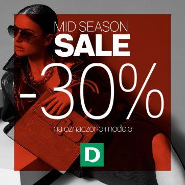 Mid Season Sale czas zacząć!