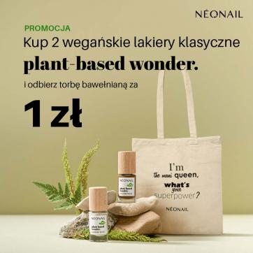 Wegańskie lakiery Plant Based Wonder