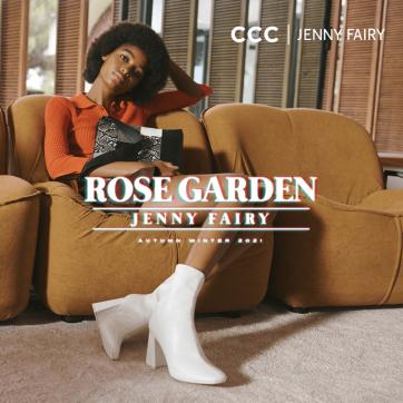 Jenny Fairy Rose Garden